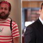 Suits star Gabriel Macht wears Aussie wife's Sportsgirl top in parody video