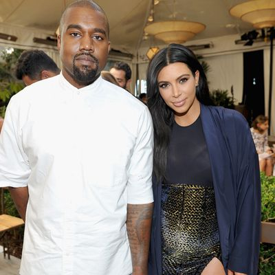 Kim Kardashian and Kanye West: 6 months later
