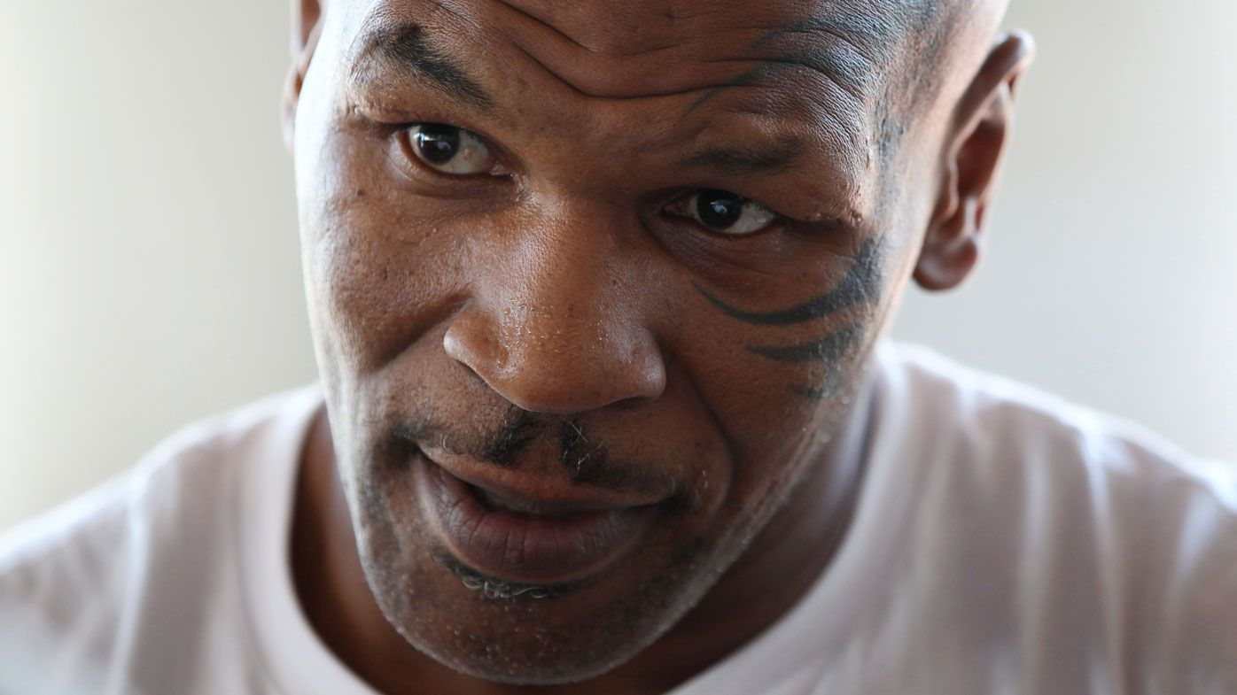 EXCLUSIVE: Mike Tyson 'feels great' ahead of exhibition fights, says Jeff Fenech