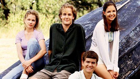 Katie Holmes wants to do a Dawson's Creek reunion