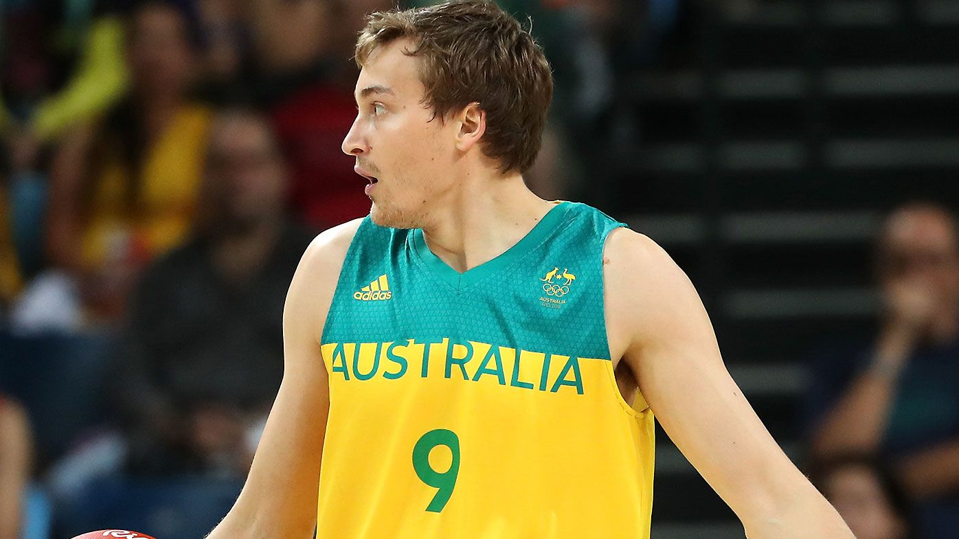 Ryan Broekhoff pulls out of Australian Olympic basketball squad due to mental health struggles