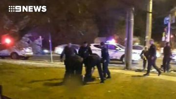 Police officer seriously injured during teen's arrest