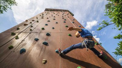 Swap boxing for rock climbing