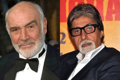 If you could roll Anthony Hopkins, Marlon Brando and Sean Connery into one and add a dash of Liberace to the mix, you'd get somewhere close to the legend that is the 70-year-old Bachchan. He's been the most revered actor in Bollywood for three decades, even beating Laurence Olivier and Robert de Niro to the top of a BBC list of the world's greatest film stars.