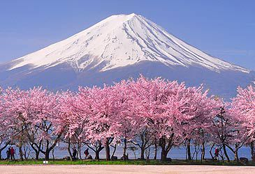 Daily Quiz: Standing at 3776m, which volcano is Japan's highest mountain?