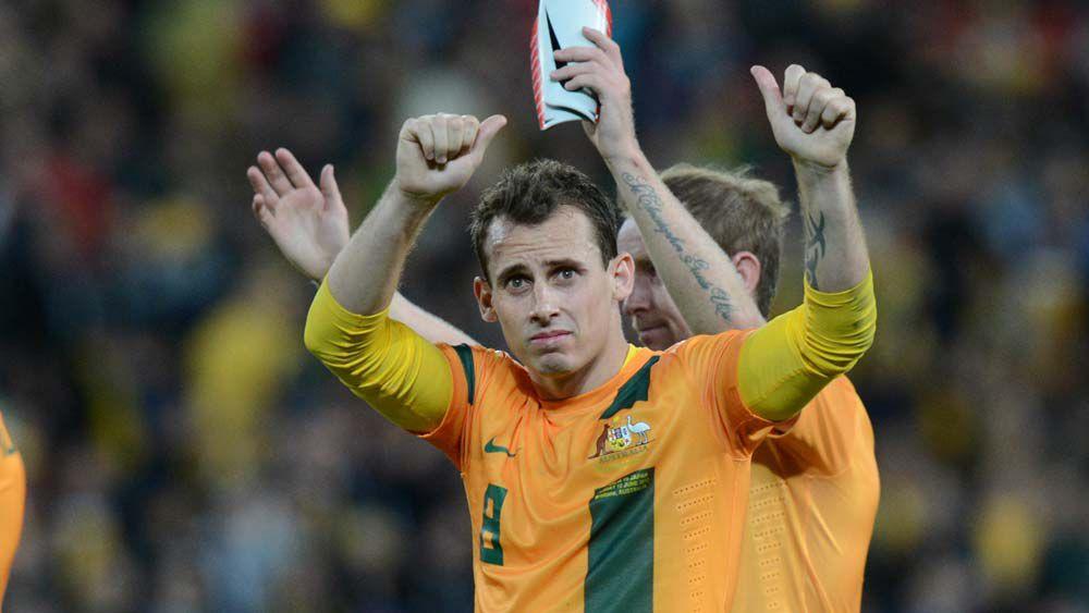 Sydney FC sign Socceroos golden generation star Luke Wilkshire