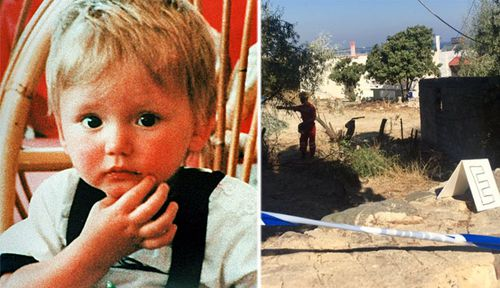Ben Needham was just 21 months when he disappeared after playing near a farmhouse on the Greek Island of Kos in 1991.