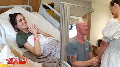 AFL legend and Hi-5 star reveal secret in heartbreaking circumstances.