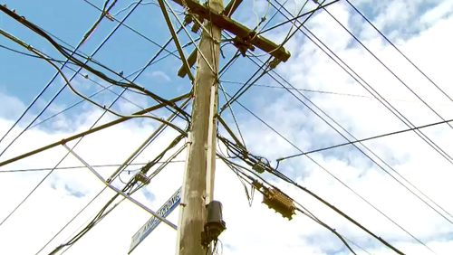 Aging infrastructure has been blamed for the outages. (9NEWS)