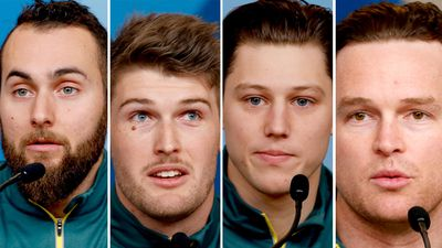 Aussie bobsledders cleared after crash
