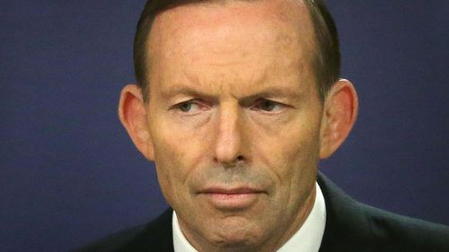 'Tampon tax' removal up the states: Tony Abbott