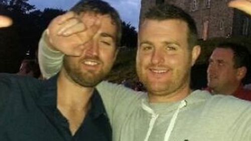 Patrick and Barry Lyttle.
