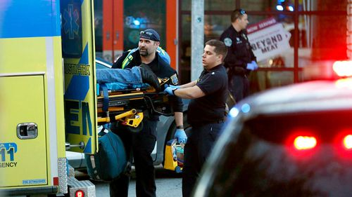 One fatally stabbed, three hurt in morning attack in Austin, Texas
