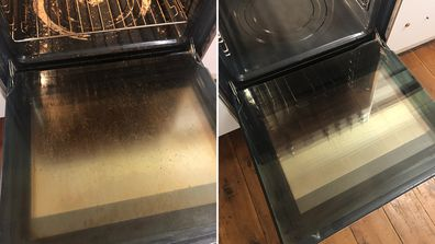 How to clean an oven without harsh chemicals