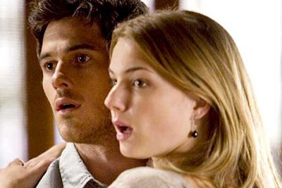 <B>The couple:</B> When Rebecca Walker (Emily VanCamp) reunited with her long-lost Walker siblings, the sexual chemistry between her and her brother Justin (Dave Annable) was so obvious that writers were forced to reveal they weren't <I>actually</I> related. VanCamp and Annable briefly dated offscreen.