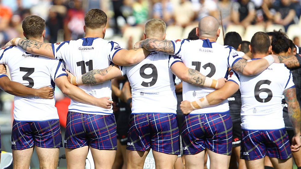 Scotland axe Rugby League World Cup trio including captain Danny Brough for misconduct