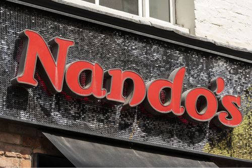 Last week, Nando's closed 45 of its UK restaurants due to a shortage of the chain's signature peri peri chicken.