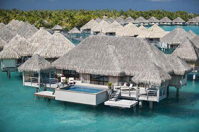 <strong>St. Regis Hotel, Bora Bora</strong>