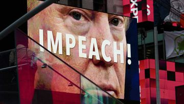 Tom Steyer bankrolled an advertising campaign to get Donald Trump impeached.