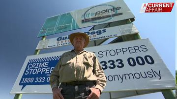 Farmer in fight with Sunshine Coast council over signs on his land
