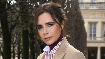 Victoria Beckham is creating a skincare line