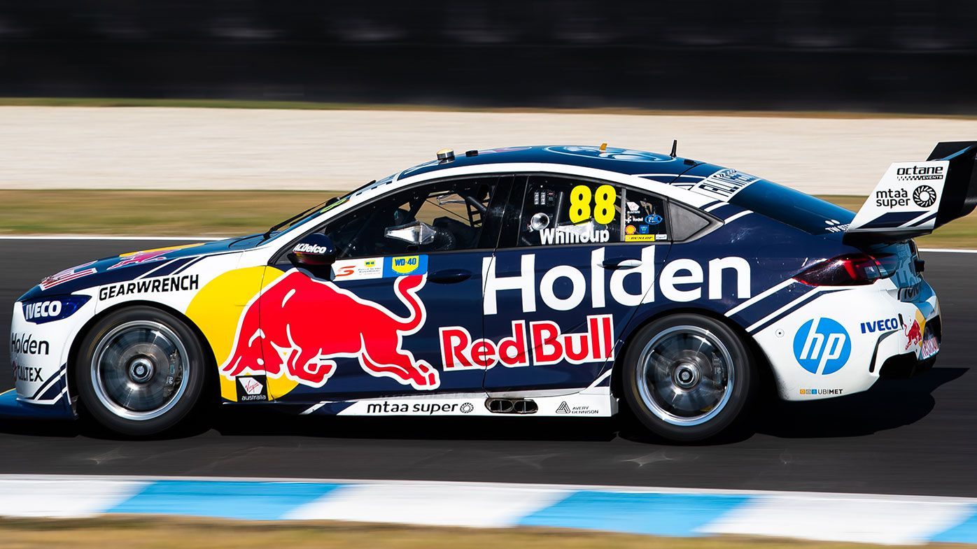 Jamie Whincup learns fate after 'disgusting, offensive' comments