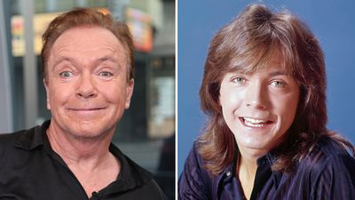 David Cassidy reveals his dementia battle: 'I want to love. I want to enjoy life'