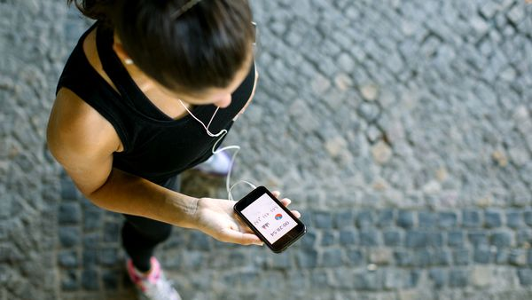 Smartphone Apps can make your workout more effective - iStock