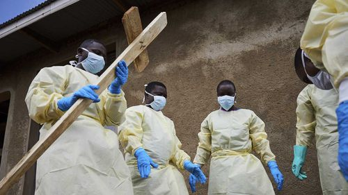 Hundreds of people have already died in the latest Ebola outbreak.