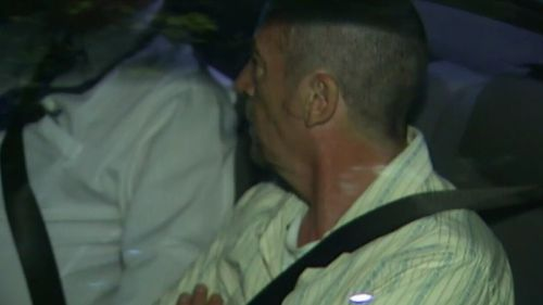 James Mulhall first strangled Ms Rowley in February 2011. (9NEWS)