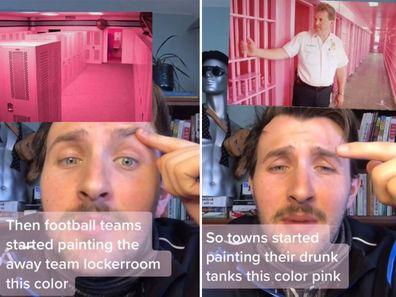 'Baker-Miller' pink