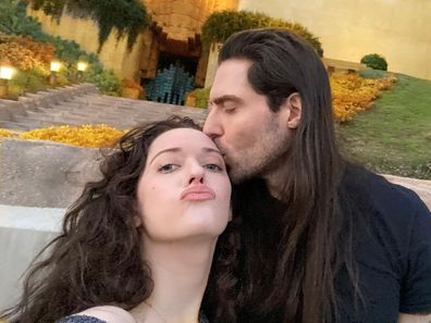 Kat Dennings debuted her romance with the rockstar on May 2