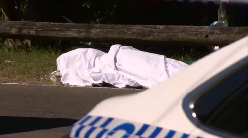 The man in his 70s went into cardiac arrest and was pronounced dead at the scene.