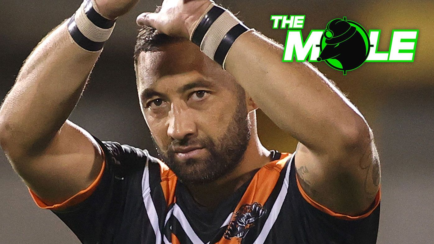 The Mole: Sydney Roosters a surprise suitor for services of legendary half Benji Marshall