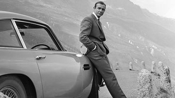 Sean Connery: A remarkable life in pictures