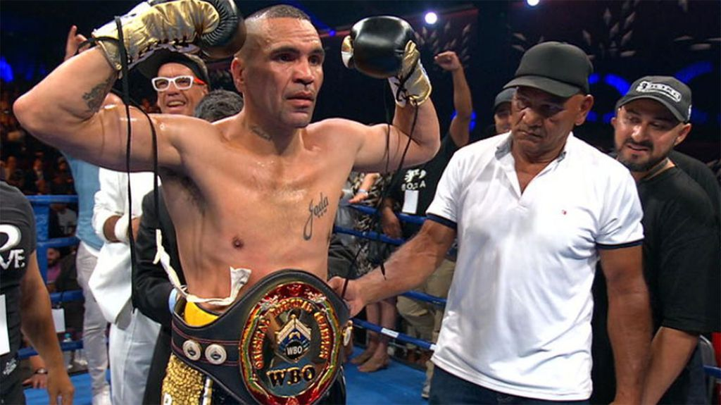 c1d67e311f2 Anthony Mundine vs Tommy Brown live  Boxing round-by-round updates ...