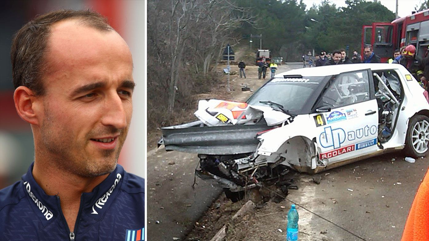 Why astonishing comeback isn't enough for Robert Kubica