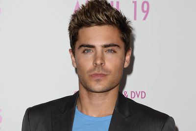 """<b>Zac Efron</B> might have grown up a lot since his <I>High School Musical</i> days but the 23-year-old is still a mummy's boy. After Zac and his ex-girlfriend <b>Vanessa Hudgens</b> were snapped in a 'sex shop' (it turned out to be a fancy dress shop), mummy Efron thought she'd get a bit protective. """"She wouldn't have any of it,"""" said Zac, """"…my stocking was full of condoms this Christmas. She buys me the economy box."""""""