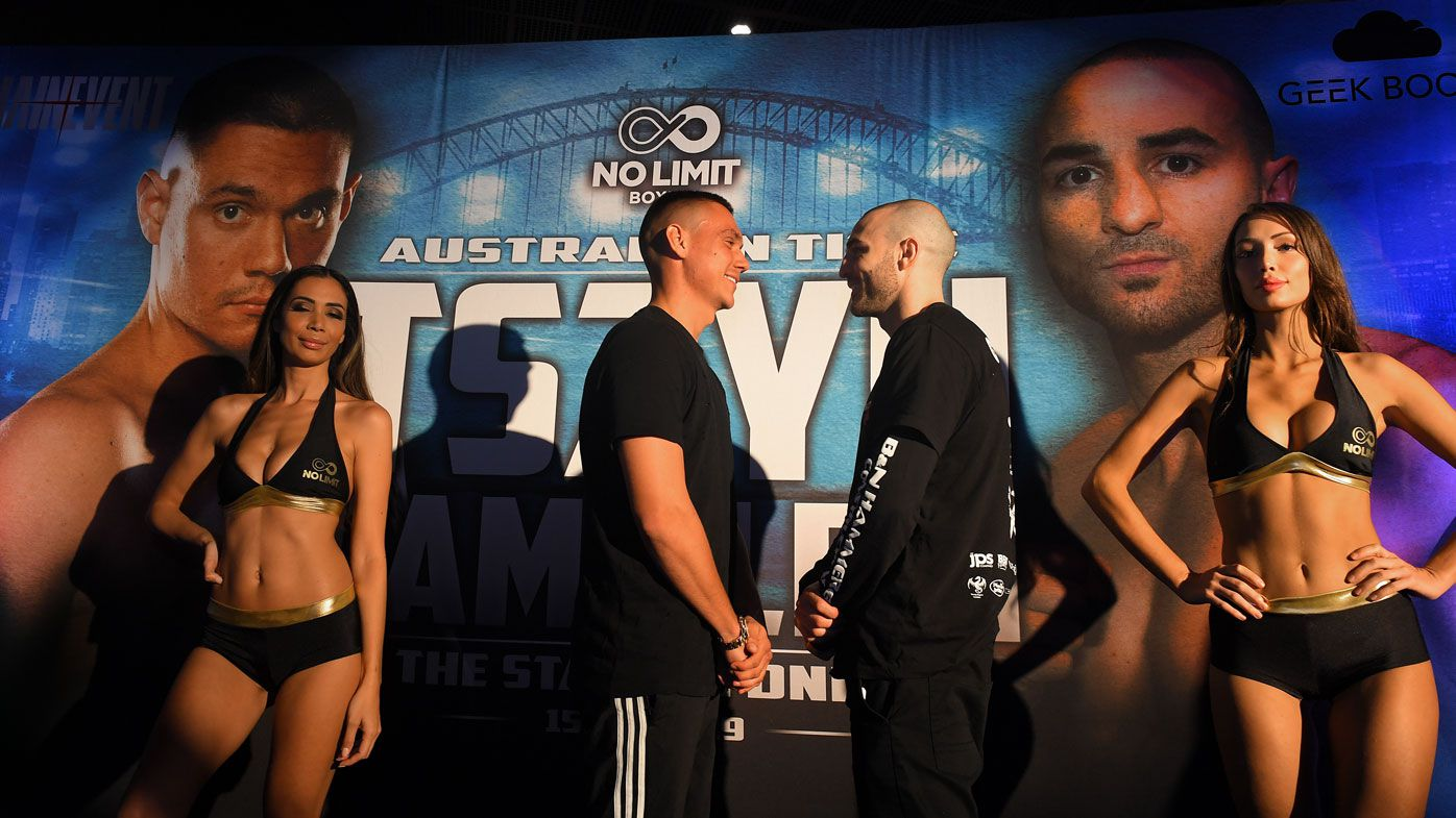 Tim Tszyu in weigh-in mishap ahead of title bout