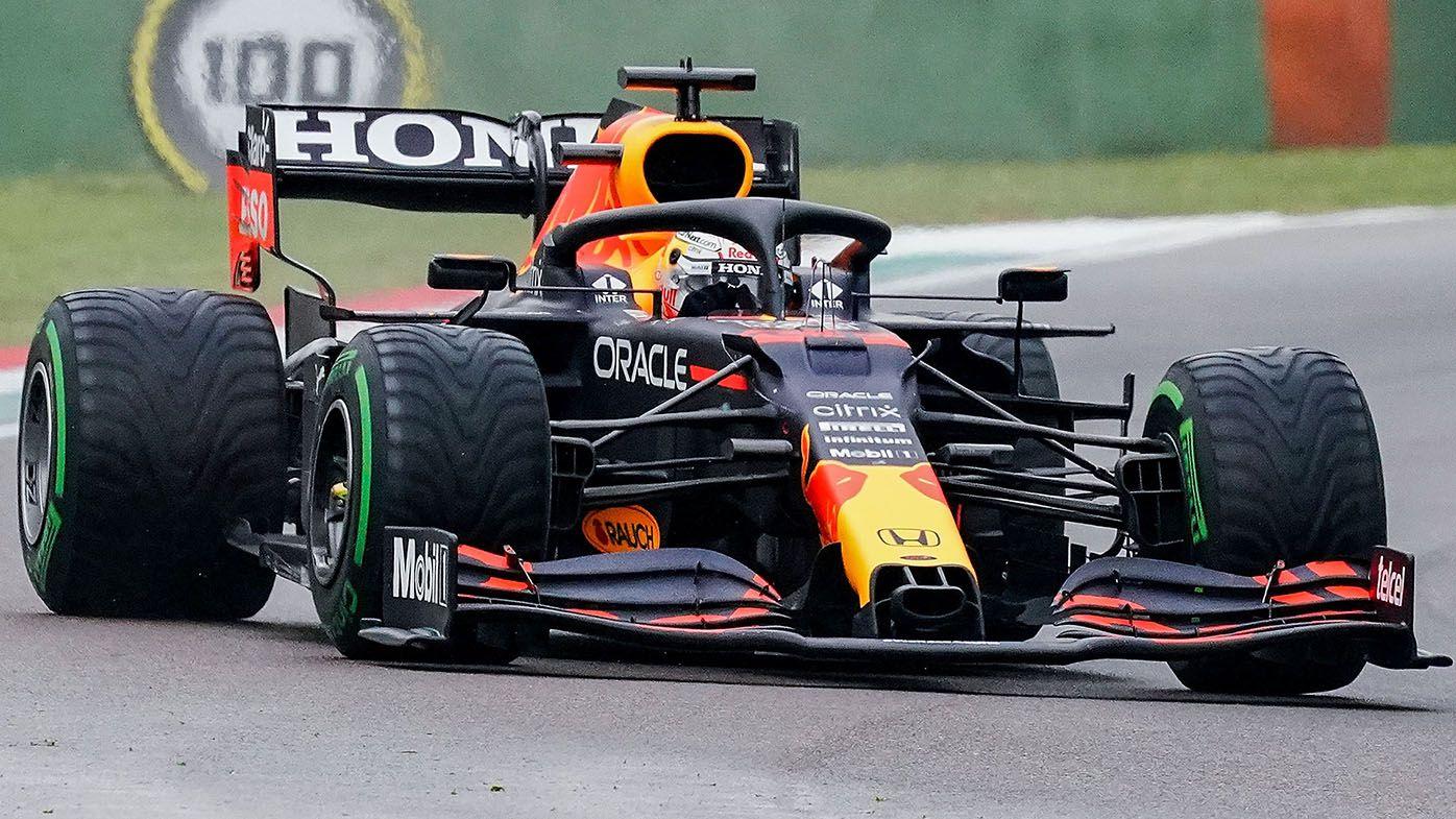 Red Bull's Max Verstappen wins wild F1 Emilia Romagna Grand Prix from Lewis Hamilton
