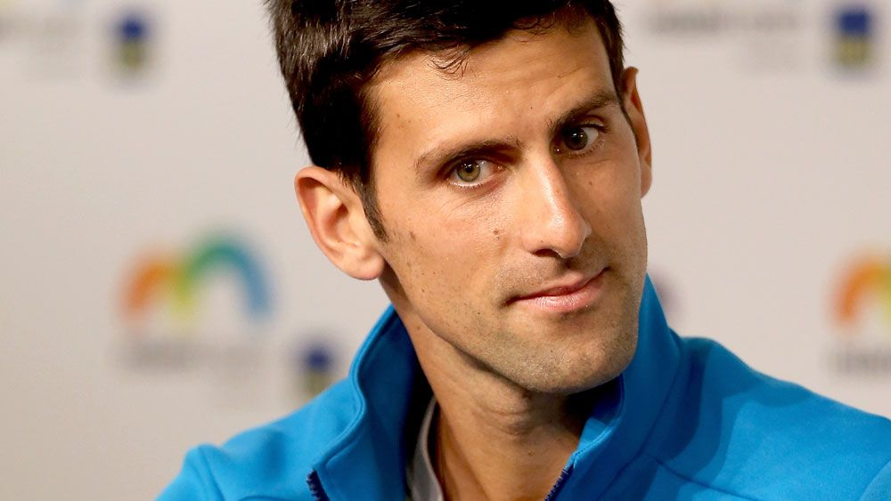 Djokovic backpedalling over pay claims