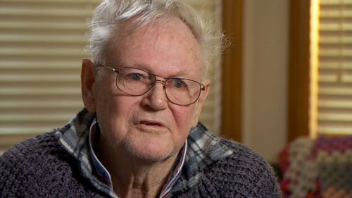 Bruce Buckley says he has been driven out of his own home by his granddaughter.
