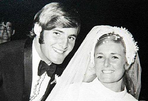 Chris and Lynette Dawson (supplied)