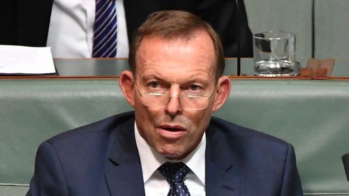 Tony Abbott has openly stirred dissension on behalf of conservatives. (AAP)