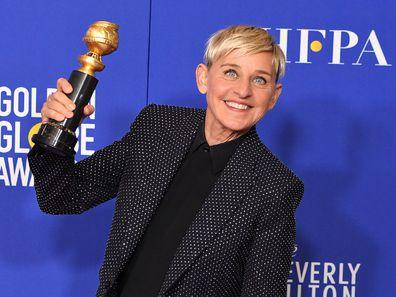 Ellen Degeneres to end her talk show in 2020