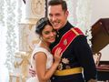 Vanessa Hudgens and Sam Palladio are starring in a royal-themed movie