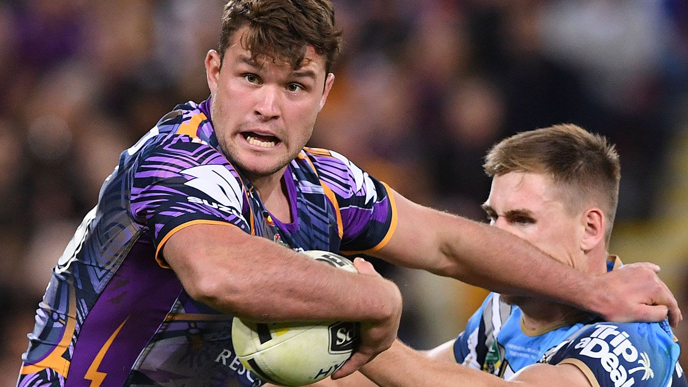 Melbourne Storm forward Joe Stimson to join Canterbury Bulldogs on three-year deal