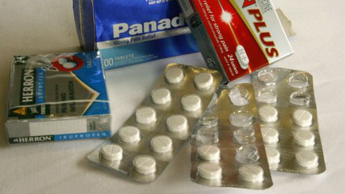 Experts call for ban on over-the-counter sales of codeine
