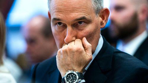 Scott Pruitt resigns as Environmental Protection Agency Administrator