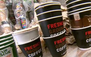 7-Eleven teams up with truckie to change the way we recycle coffee cups